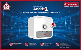 Máy nước nóng gián tiếp Andris2R 30 lít