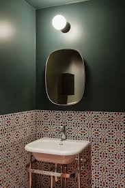 can i install a decorative light fitting in a bathroom