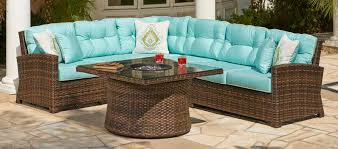wicker outdoor furniture by north cape