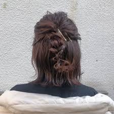 前髪ありのボブヘアにイメチェンするならコレストレートパーマ編
