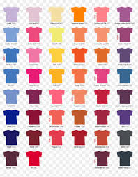 Cardinal Powder Color Chart Some Items Are Not Available In Certain Colors Gildan