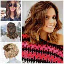 Curly Hairstyles For Medium Length Hair 2019 Haircuts Hairstyles