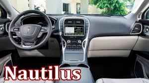 2019 Lincoln Nautilus Color Chart 2019 Lincoln Nautilus Interior