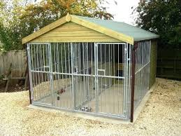 outdoor dog kennel image of outdoor dog kennel with roof outside dog kennel for near outdoor dog kennel