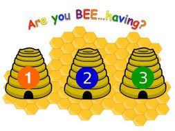 Bee Behaviour Chart Golden Time Behaviour Chart
