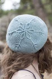 Crochet Beret Pattern Fascinating The Cute Classic Style Beret In Any Worsted Weight Yarn This Free