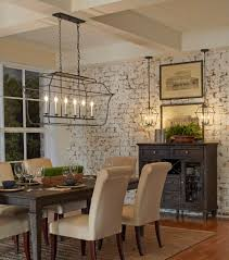 lighting dining room table. Twinkling Christmas Tree Lights. The Soft Glow Of Chandelier Over Your Dining Room Table. Flickering Candles. How We Light Our Homes During Holidays Lighting Table I