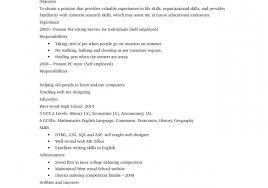 killer resume examples high school students canada high school resume examples canada