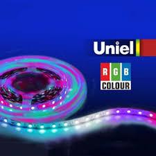 Гибкая <b>светодиодная лента Uniel ULS</b>-<b>5050</b>-<b>60LED</b>/<b>m</b>-<b>10mm</b>-IP33 ...