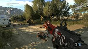 Dying Light Sniper Rifle Dying Light Marksman Rifle Gameplay Dlc Weapon