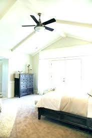 ceiling fans for sloped ceilings ceiling fans for cathedral ceilings vaulted
