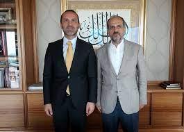 Ahmet Çamyar - Albayrak Holding Yönetim Kurulu Başkanı ve Trabzonspor eski  Başkanı Nuri Albayrak'la bir araya geldik. | Face