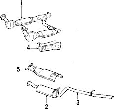 2000 ford expedition parts diagram 2000 image parts com ford expedition exhaust components oem parts on 2000 ford expedition parts diagram