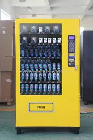 Vending Machine Card Payment Cool Cold Drink Vending Machine KVMG48 China Manufacturer Product