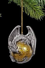 Christbaumkugel Drache Gothic Weihnachten Bei Uns