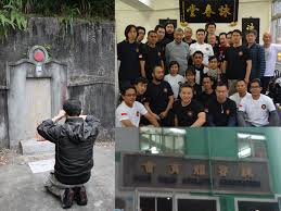 Ip Ching Ving Tsun Training, Hongkong 1 - 5 Maret 2016 - TIM Wing Chun  Indonesia