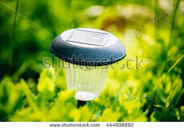 Small Picture Solar Garden Lights Stock Images Royalty Free Images Vectors