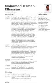 Useful Materials For Support Desktop Engineer Sample Resume 15 Desktop Support  Engineer Field Resume Samples ...