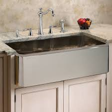 Apron Front Kitchen Sink White Apron Front Kitchen Sinks Remodel Site About Sinks