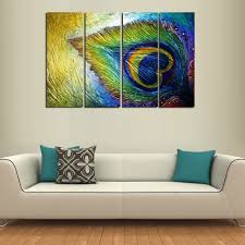 Peacock Inspired Home Decor Peacock Home Decoration For You Who Love The Majesty Effect Of The