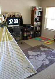 playroom office. Playroom Office Small Space A