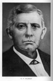 Benjamin Frank Colbert (1826-1898) - Find A Grave Memorial
