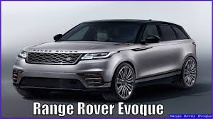 2018 land rover car. modren land range rover evoque 2018 review interior exterior inside land rover car n