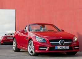 mercedes slk leasing and contract hire