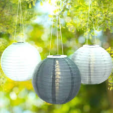solar lanterns outdoors hanging solar garden lights slate garden grey solar lanterns set of 3 hanging solar outdoor lights hanging solar garden