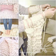 view in gallery arm knitted blanket wonderful diy arm knitted blanket