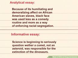 writing an essay introduction examples what the topic of is  writing an essay introduction examples 15 what the topic of is finally it should give writer