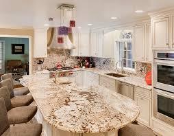 Backsplash For Bianco Antico Granite Decor Interesting Inspiration Ideas