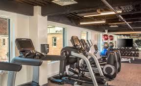 gym bild von yotel boston tripadvisor