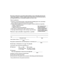 Doctor Notes 5 Return To Work Doctors Note Examples Templates