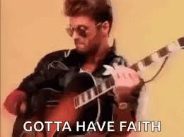 george michael faith gif. Brilliant Faith George Michael Have Faith GIF And Gif A
