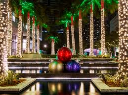 Enchanted Light Show Dallas Things To Do For Christmas In Miami