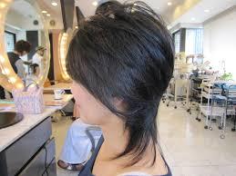 50代 ミディアムヘア ヘナカット 40代50代60代髪型表参道美容室青山
