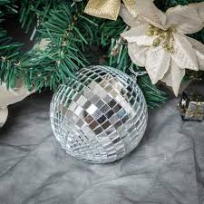 Decorative Disco Ball Beauteous 32 Groovy Glass Mirror Disco Ball Party Decoration