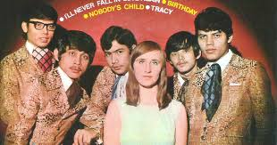 SINGAPORE 60's POP MUSIC HALL OF FAME: The Thunderbirds