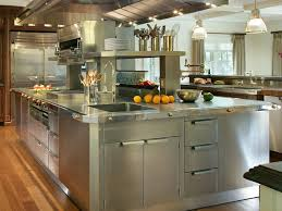 Metal Kitchen Furniture Stainless Steel Kitchen Cabinets Pictures Options Tips Ideas