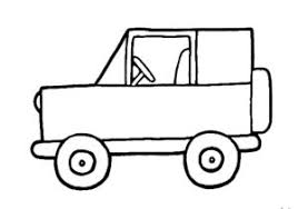 Disegni Di Macchine Per Bambini Con Disegni Da Colorare Auto Di