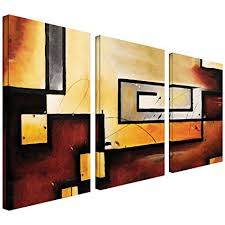 art wall 3 piece abstract modern gallery wrapped canvas art by jim morana 36 on 3 piece abstract canvas wall art with amazon art wall 3 piece abstract modern gallery wrapped canvas