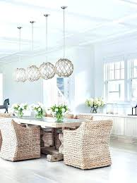 beach house chandelier pipe lighting