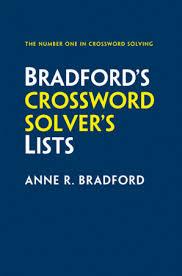 collins bradford s crossword solver s lists
