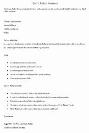 resume samples for bank teller bank lead teller and administrative staff resume sample vinodomia