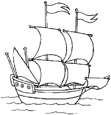 Small Picture Boat Coloring Pages learn languageme
