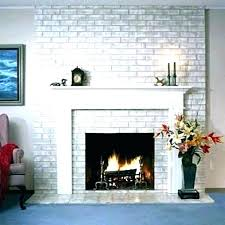 fireplace brick paint white painted fireplaces painting brick white painted brick fireplace painted fireplace mantels painting