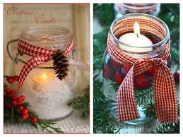 Mason Jar Decorations For Christmas The Sweetest Nest DIY Christmas Mason Jars 64