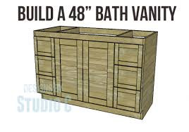 free woodworking plans bathroom cabinet. bathroom cabinet design plans diy vanity woodworking to build a 48 best free e