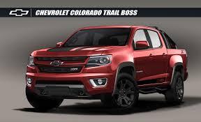 Colorado chevy colorado z71 : 2016 Chevrolet Colorado Trail Boss 3.0 SEMA | GM Authority - 2016 ...